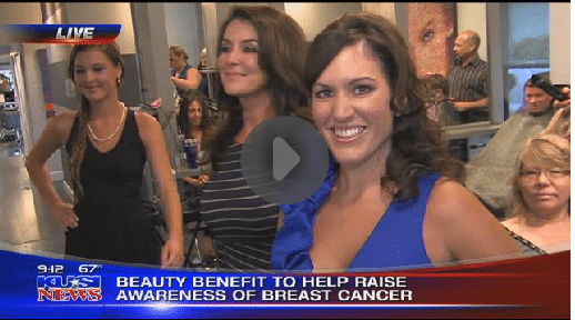 Beauty Benefit To Help Raise Awareness For Breast Cancer Prevention